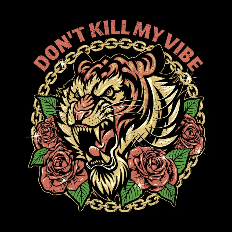 Killer Vibe Men's T-Shirt by TerpeneTom's Artist Shop