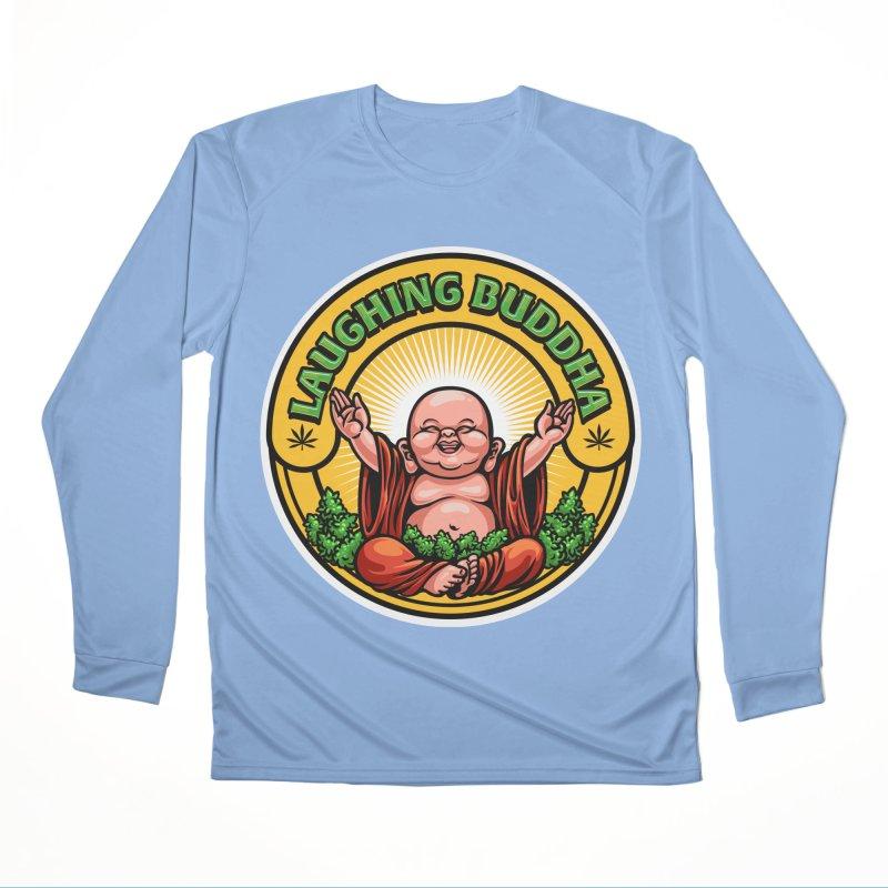 Little Buddha Men's Longsleeve T-Shirt by TerpeneTom's Artist Shop