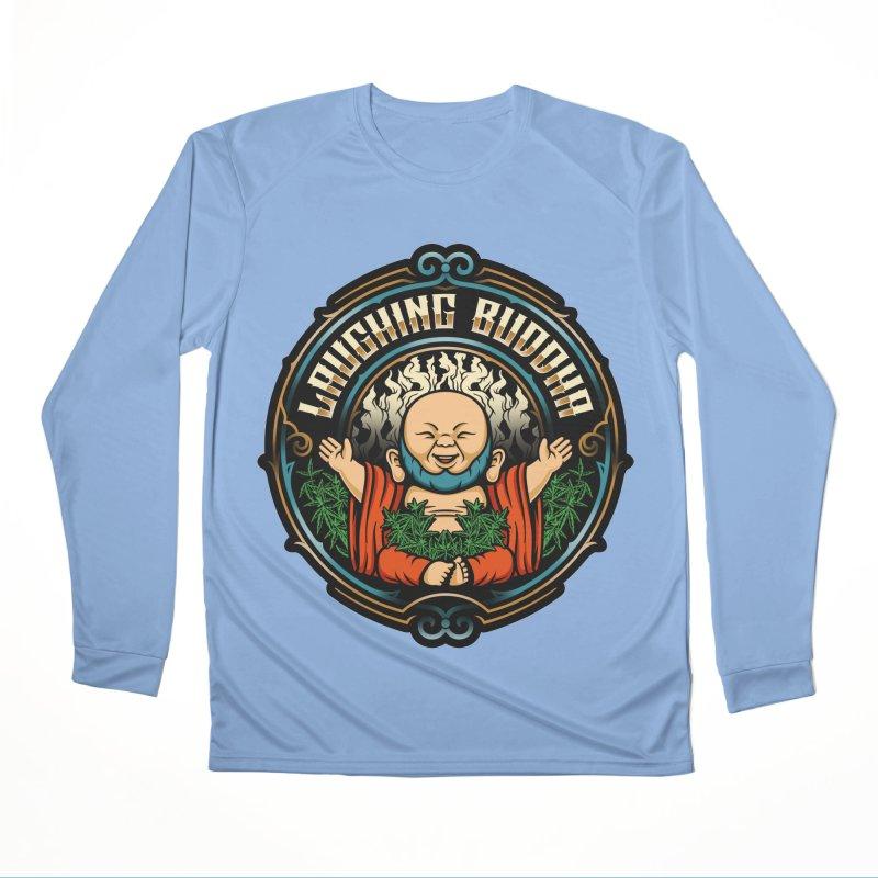 Cannabis Buddha Men's Longsleeve T-Shirt by TerpeneTom's Artist Shop