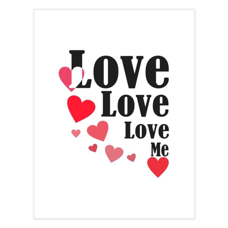 Love... me Home Fine Art Print by TerrificPain's Artist Shop by SaulTP
