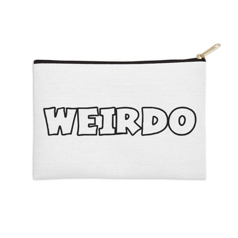 WEIRDO! Accessories Zip Pouch by TerrificPain's Artist Shop by SaulTP