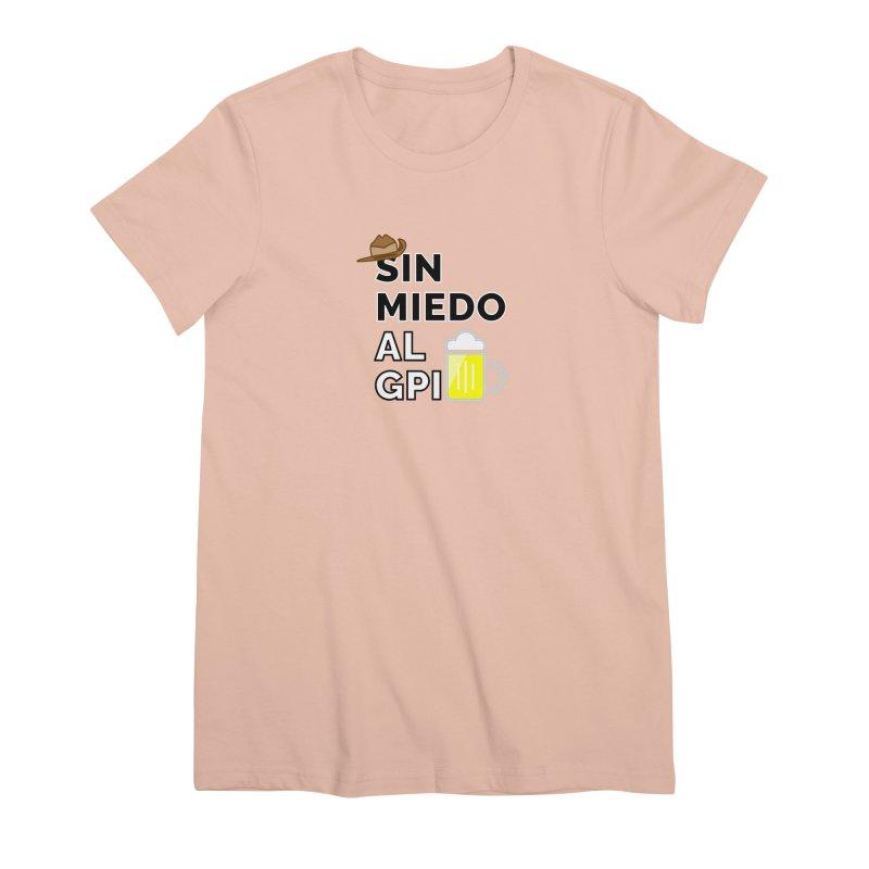 GPI Women's Premium T-Shirt by TerrificPain's Artist Shop by SaulTP