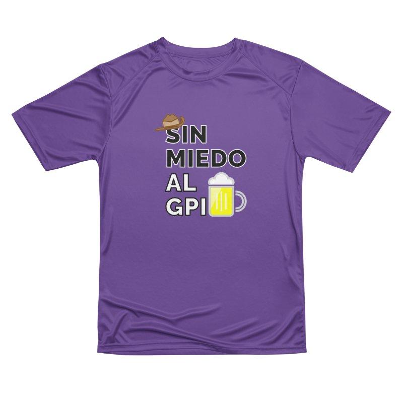 GPI Women's Performance Unisex T-Shirt by TerrificPain's Artist Shop by SaulTP