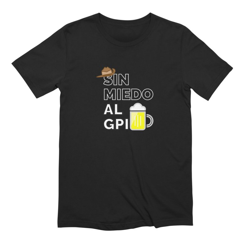 GPI Men's Extra Soft T-Shirt by TerrificPain's Artist Shop by SaulTP