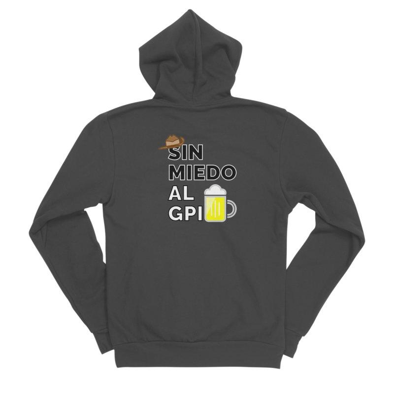 GPI Women's Sponge Fleece Zip-Up Hoody by TerrificPain's Artist Shop by SaulTP