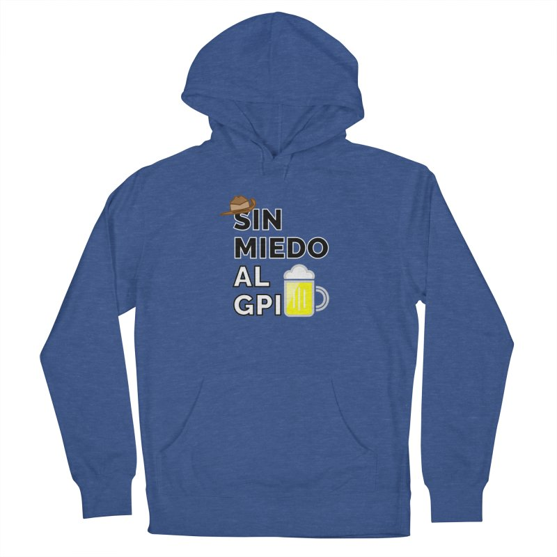 GPI Women's French Terry Pullover Hoody by TerrificPain's Artist Shop by SaulTP