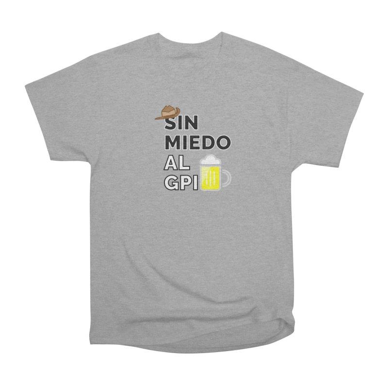 GPI Men's Heavyweight T-Shirt by TerrificPain's Artist Shop by SaulTP