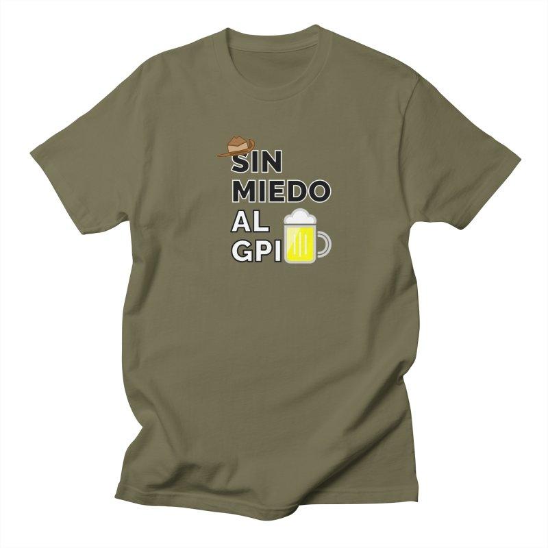 GPI Men's Regular T-Shirt by TerrificPain's Artist Shop by SaulTP