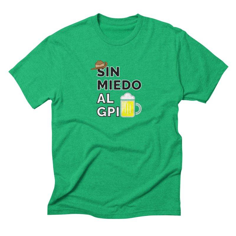 GPI Men's Triblend T-Shirt by TerrificPain's Artist Shop by SaulTP