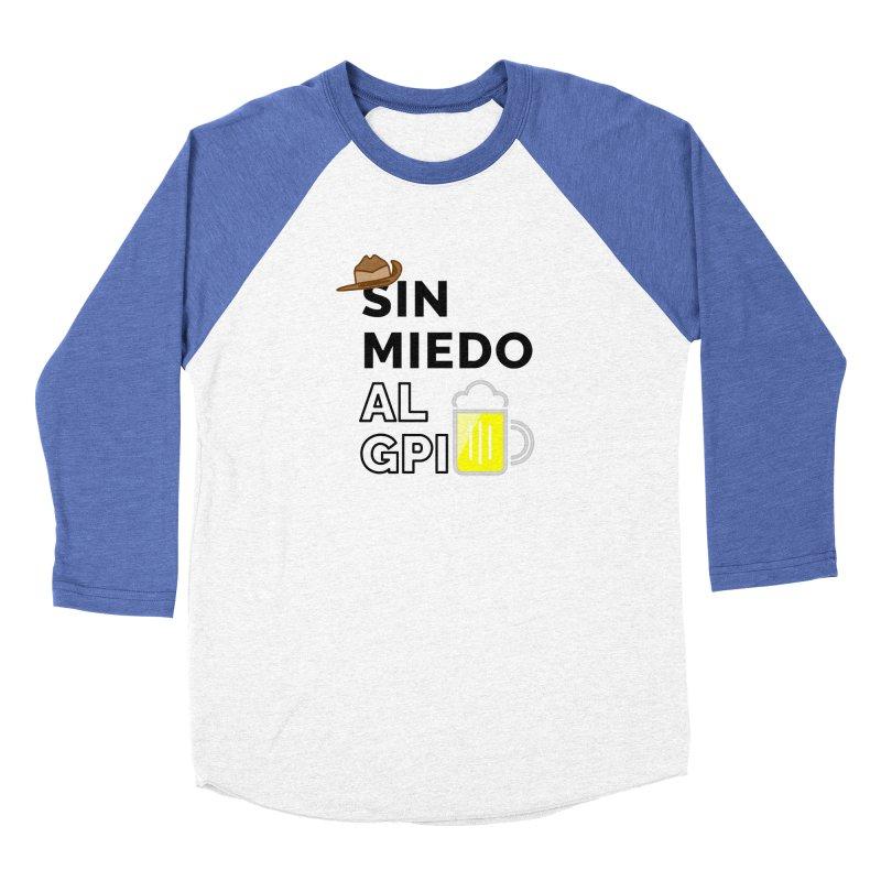 GPI Women's Baseball Triblend Longsleeve T-Shirt by TerrificPain's Artist Shop by SaulTP