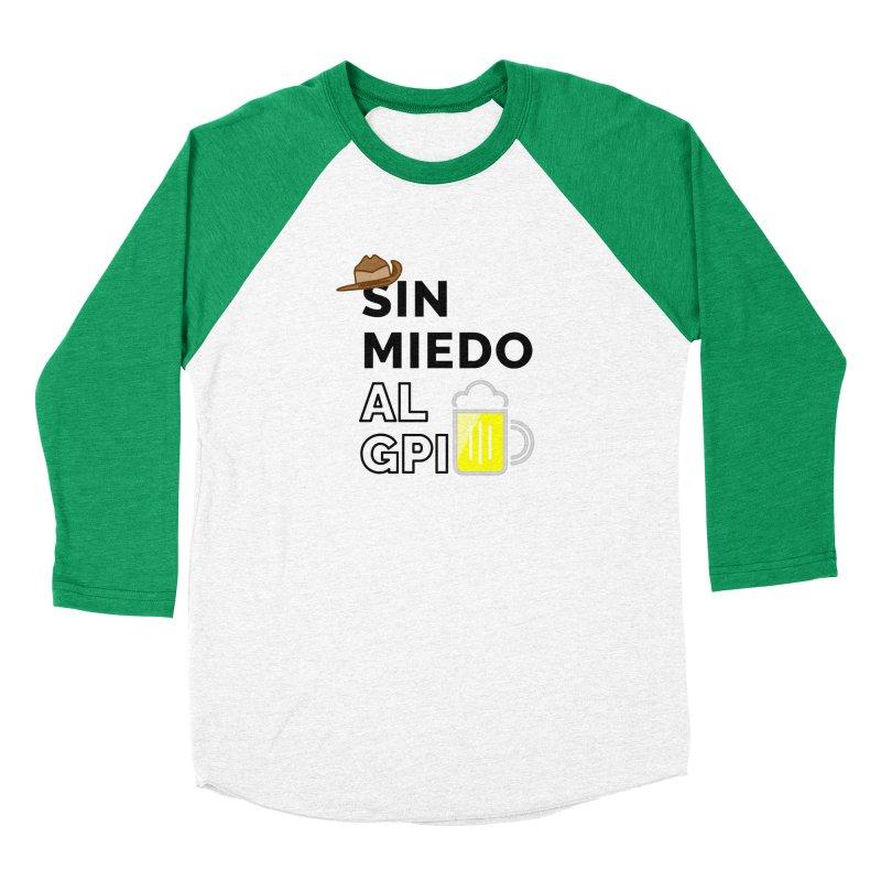 GPI Men's Baseball Triblend Longsleeve T-Shirt by TerrificPain's Artist Shop by SaulTP