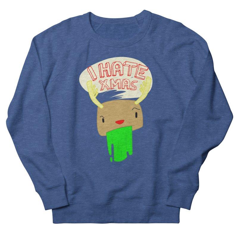Hate it! Women's French Terry Sweatshirt by TerrificPain's Artist Shop