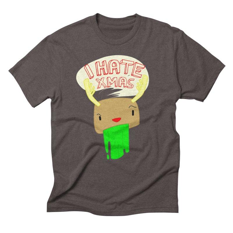 Hate it! Men's Triblend T-Shirt by TerrificPain's Artist Shop by SaulTP