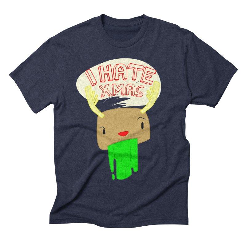 Hate it! Men's Triblend T-shirt by TerrificPain's Artist Shop