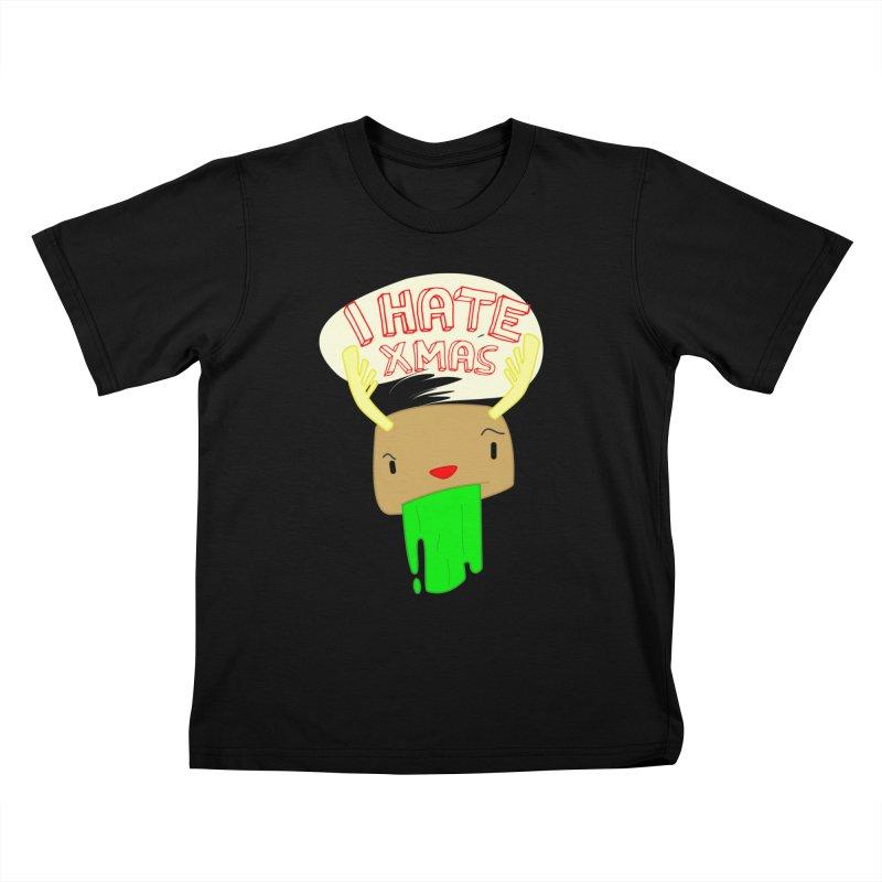 Hate it! Kids T-Shirt by TerrificPain's Artist Shop