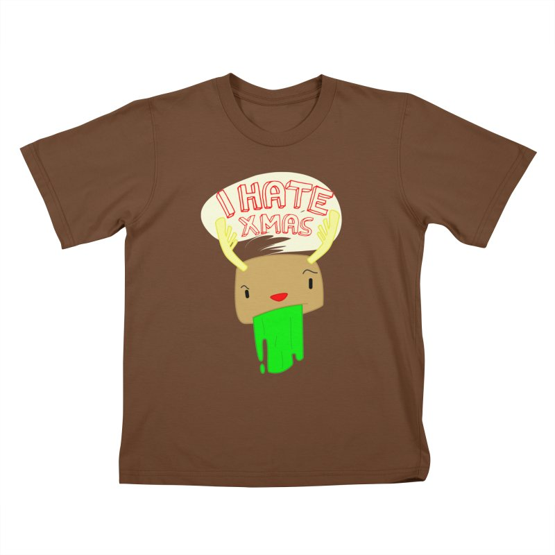 Hate it! Kids T-Shirt by TerrificPain's Artist Shop by SaulTP