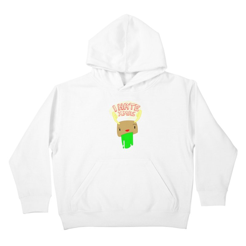 Hate it! Kids Pullover Hoody by TerrificPain's Artist Shop by SaulTP
