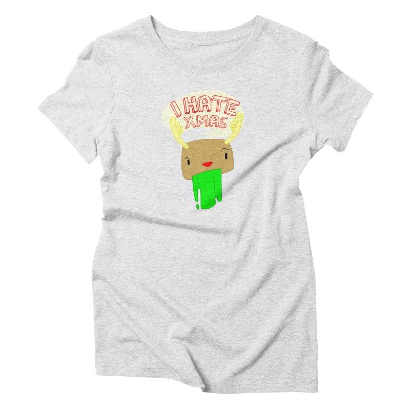 Hate it! Women's T-Shirt by TerrificPain's Artist Shop