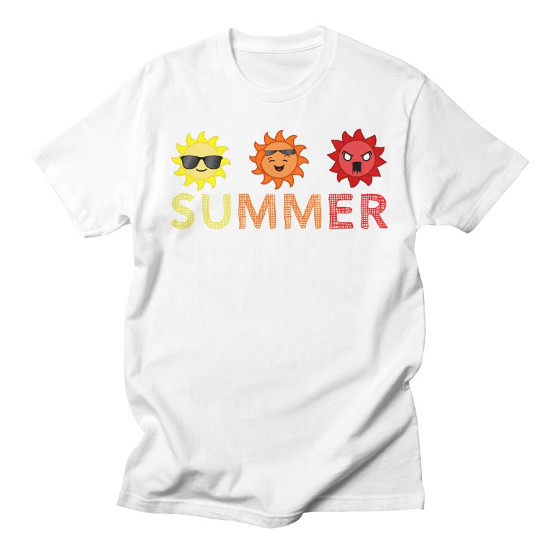 Summer time Men's T-Shirt by TerrificPain's Artist Shop