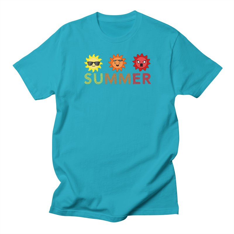 Summer time Women's Regular Unisex T-Shirt by TerrificPain's Artist Shop