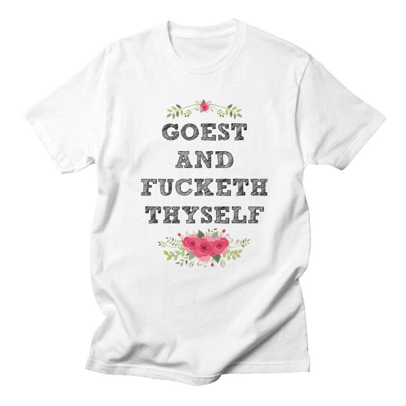 Goest and... Men's T-Shirt by TerrificPain's Artist Shop by SaulTP