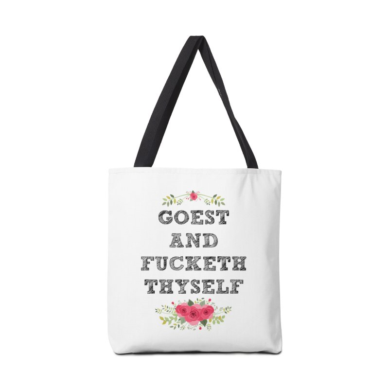 Goest and... Accessories Bag by TerrificPain's Artist Shop