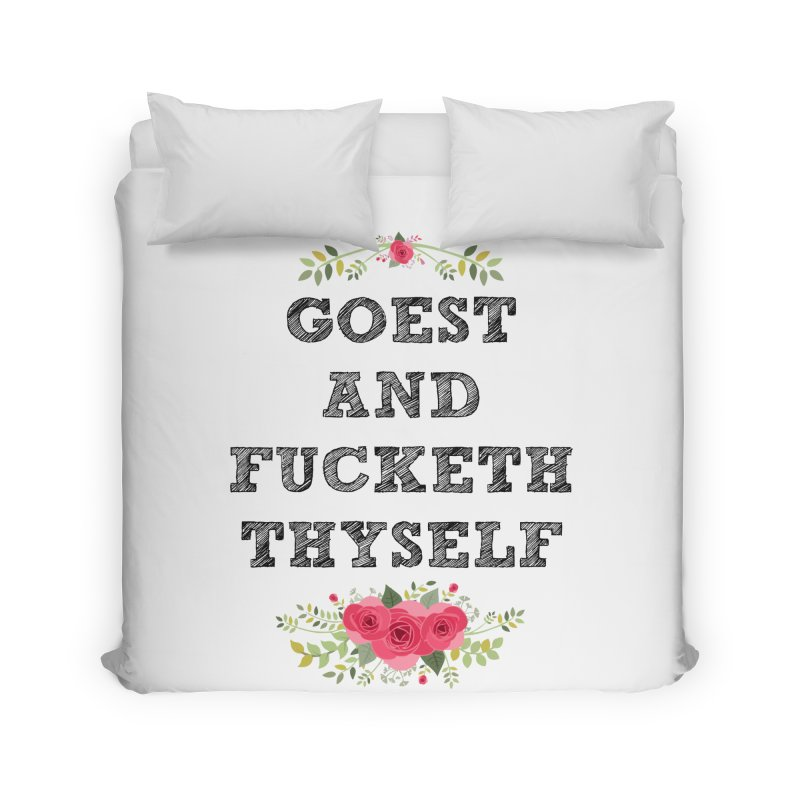 Goest and... Home Duvet by TerrificPain's Artist Shop by SaulTP