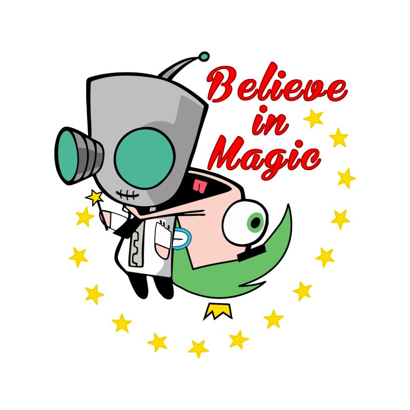 I do believe in magic. by TerrificPain's Artist Shop