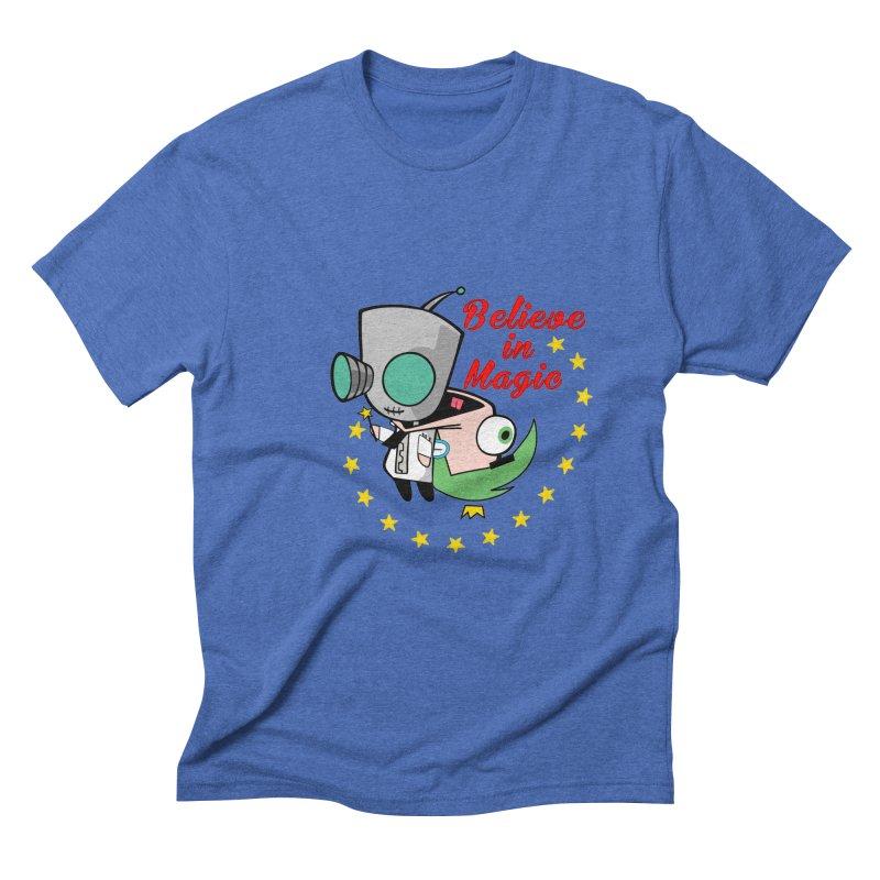 I do believe in magic. Men's Triblend T-Shirt by TerrificPain's Artist Shop