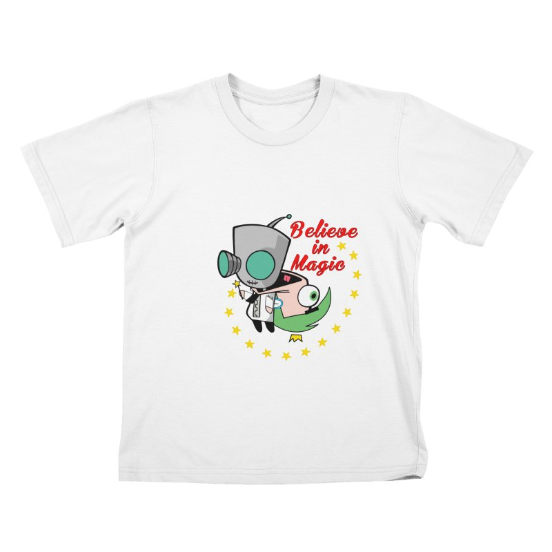 I do believe in magic. Kids T-shirt by TerrificPain's Artist Shop
