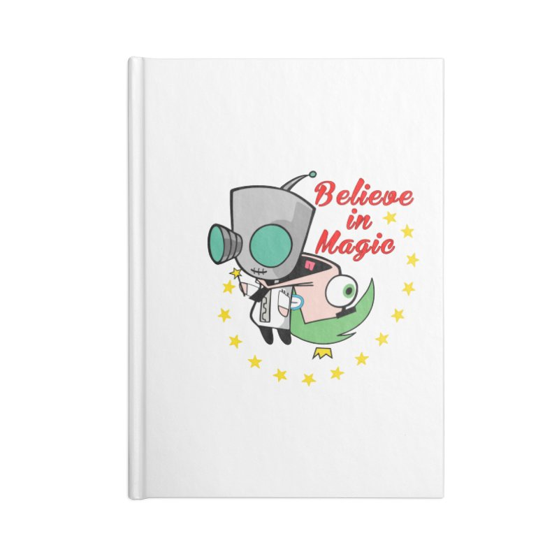 I do believe in magic. Accessories Notebook by TerrificPain's Artist Shop