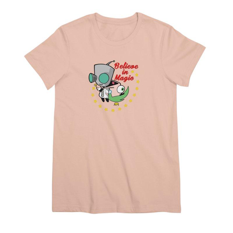 I do believe in magic. Women's Premium T-Shirt by TerrificPain's Artist Shop by SaulTP