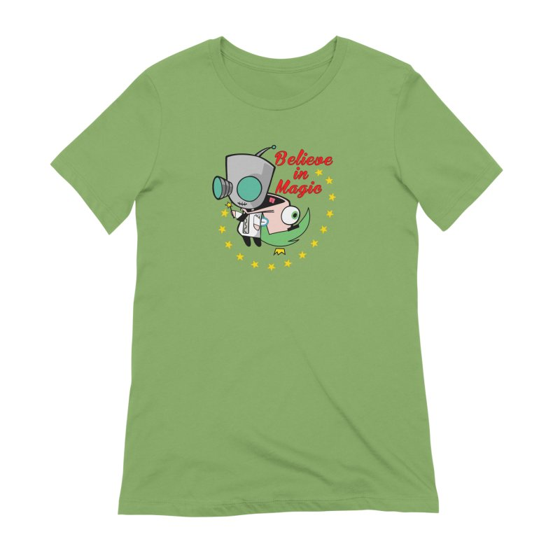 I do believe in magic. Women's Extra Soft T-Shirt by TerrificPain's Artist Shop by SaulTP