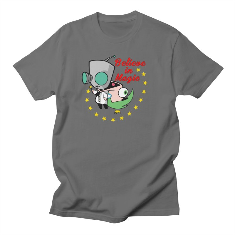 I do believe in magic. Men's T-Shirt by TerrificPain's Artist Shop by SaulTP