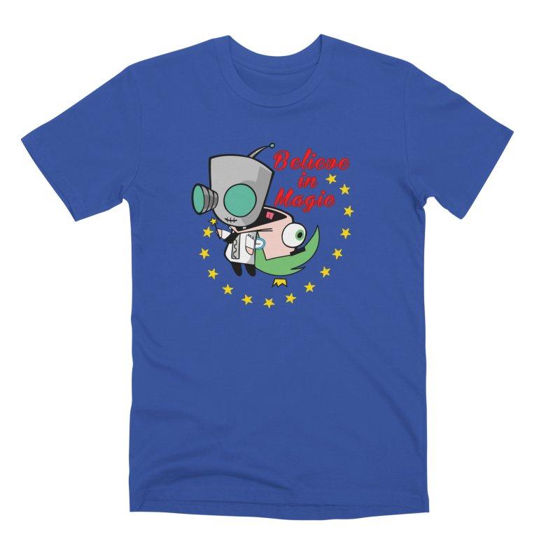 I do believe in magic. Men's Premium T-Shirt by TerrificPain's Artist Shop by SaulTP