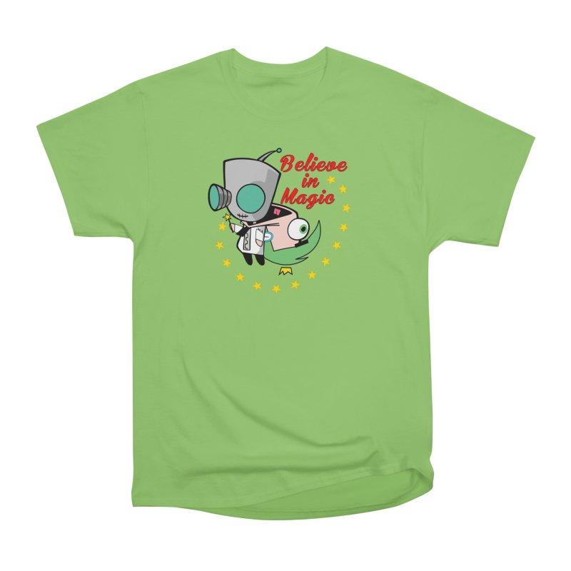 I do believe in magic. Women's Heavyweight Unisex T-Shirt by TerrificPain's Artist Shop by SaulTP