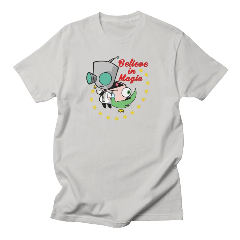 I do believe in magic. Men's Regular T-Shirt by TerrificPain's Artist Shop by SaulTP
