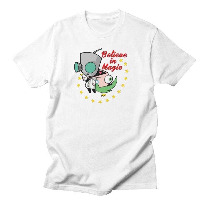 I do believe in magic. Men's Regular T-Shirt by TerrificPain's Artist Shop