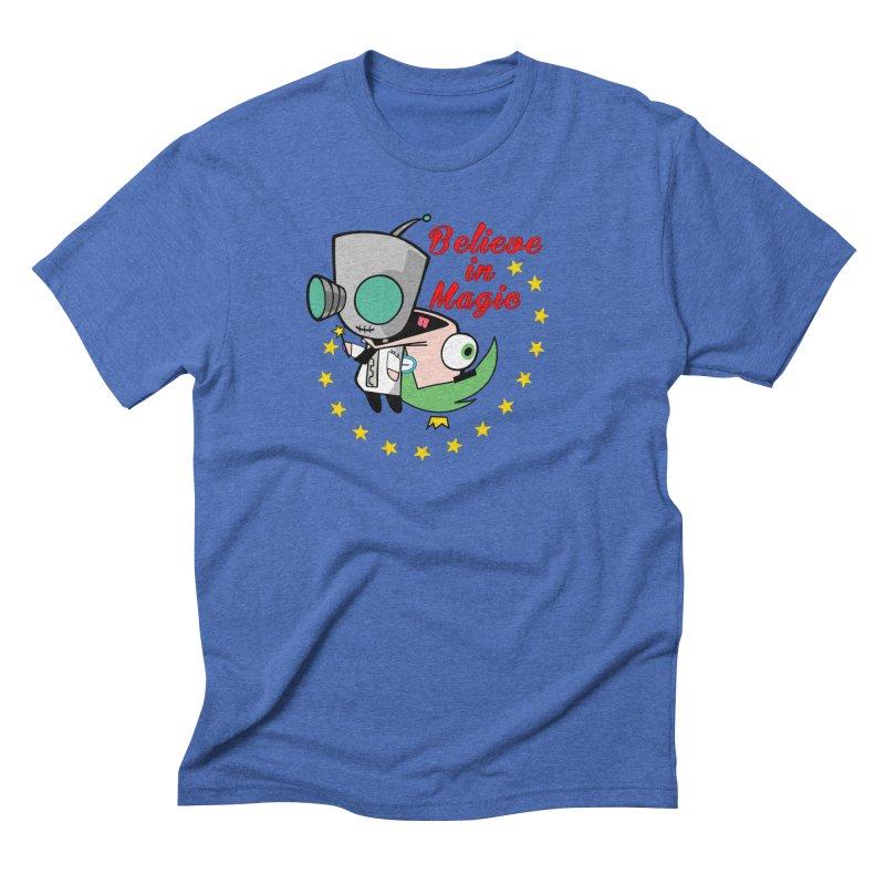 I do believe in magic. Men's Triblend T-Shirt by TerrificPain's Artist Shop by SaulTP