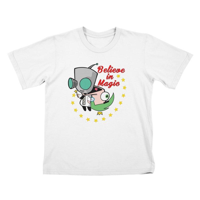 I do believe in magic. Kids T-Shirt by TerrificPain's Artist Shop by SaulTP