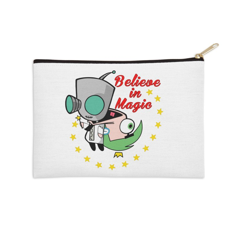 I do believe in magic. Accessories Zip Pouch by TerrificPain's Artist Shop by SaulTP