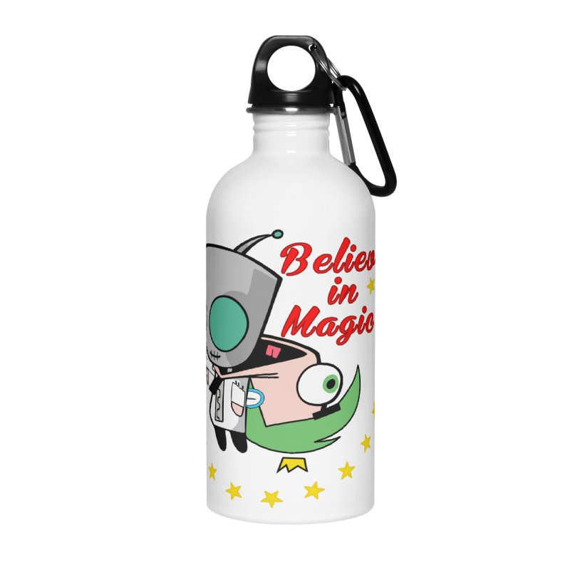 I do believe in magic. Accessories Water Bottle by TerrificPain's Artist Shop by SaulTP
