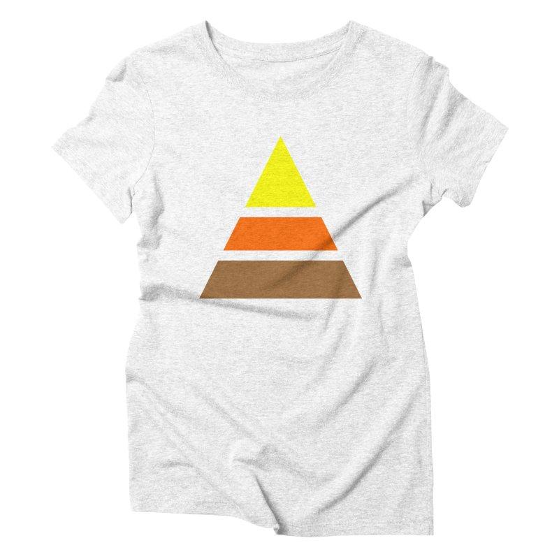 TRI Women's Triblend T-shirt by TerrificPain's Artist Shop