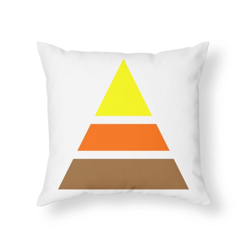 TRI Home Throw Pillow by TerrificPain's Artist Shop by SaulTP