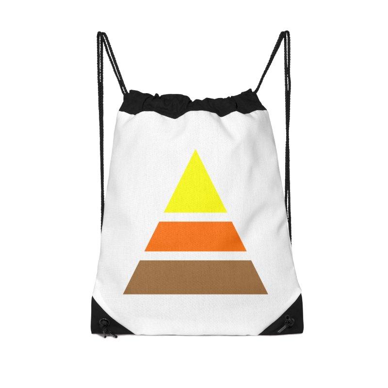TRI Accessories Drawstring Bag Bag by TerrificPain's Artist Shop by SaulTP