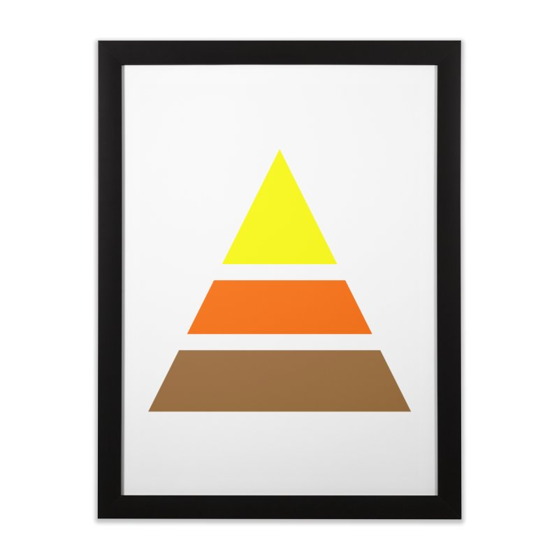 TRI Home Framed Fine Art Print by TerrificPain's Artist Shop by SaulTP