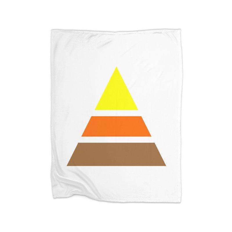 TRI Home Fleece Blanket Blanket by TerrificPain's Artist Shop by SaulTP