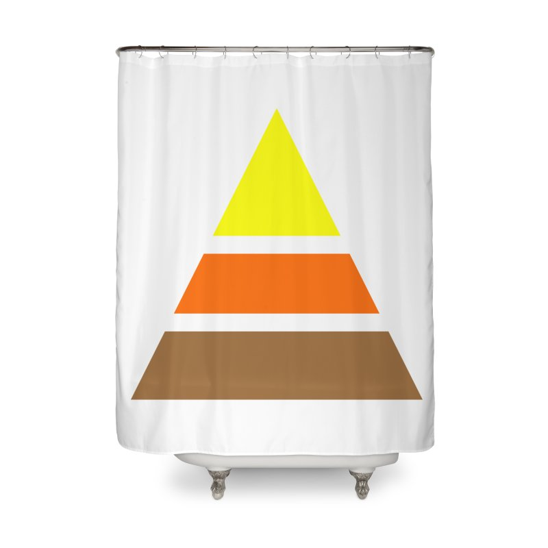 TRI Home Shower Curtain by TerrificPain's Artist Shop by SaulTP