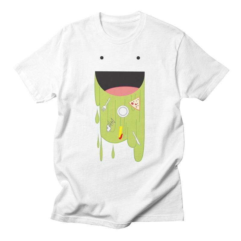Wack! Men's T-Shirt by TerrificPain's Artist Shop by SaulTP