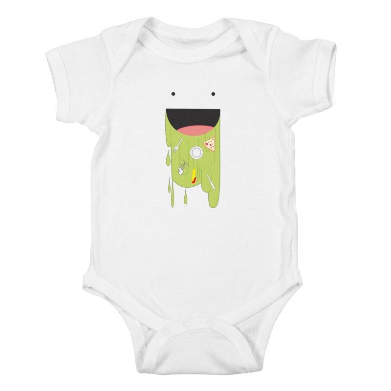 Wack! Kids Baby Bodysuit by TerrificPain's Artist Shop